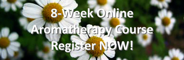 8-week aromatherapy online course