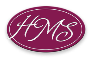 the HMS Logo Stamp