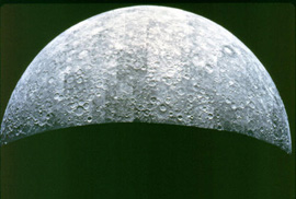 mercury planet public domain nasa