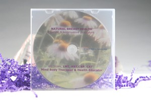 photo of a KG Stiles Breast Health DVD