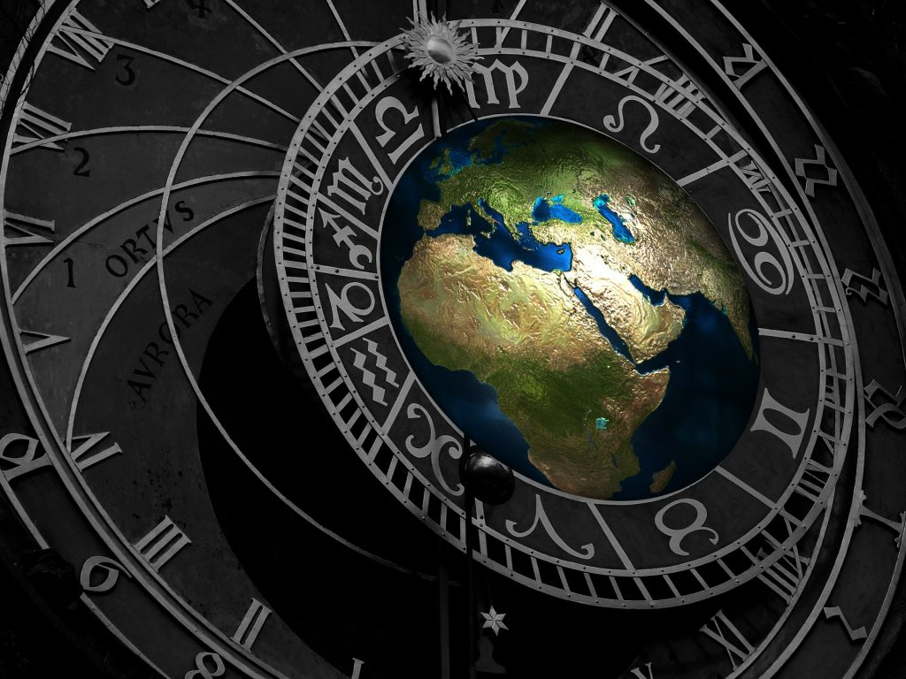 World astrology clock pixabay public domain 1024x768